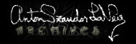 Anton Szandor LaVey Archives