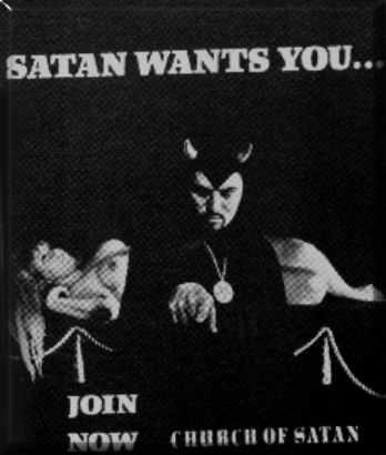 Satan Wants You Sexy