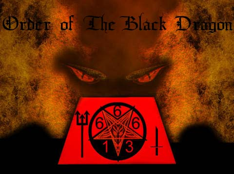 Order of The Black Dragon